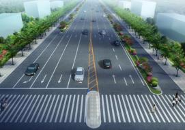 安州区界青路道路建设工程
